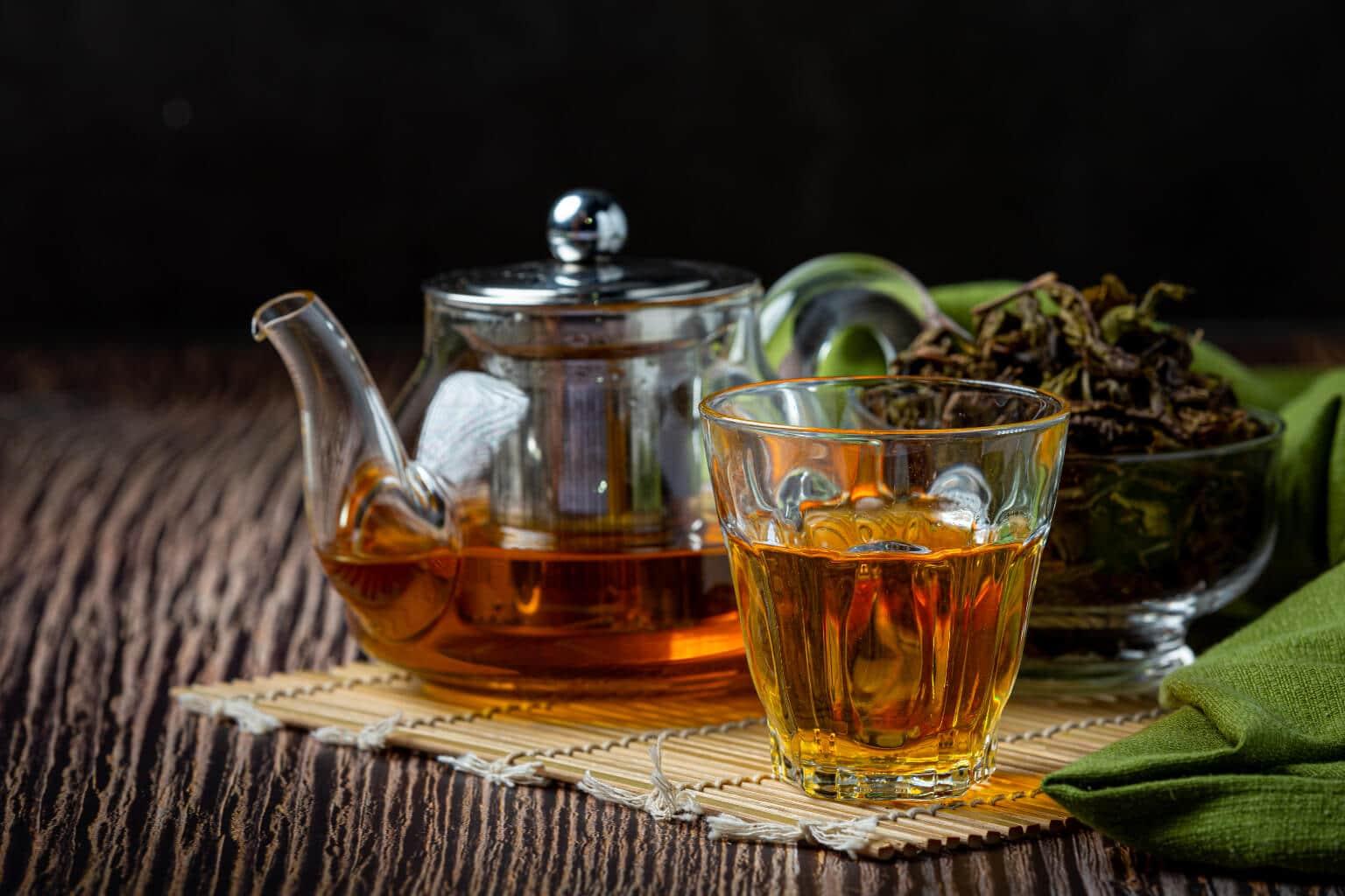 Zielona herbata 2